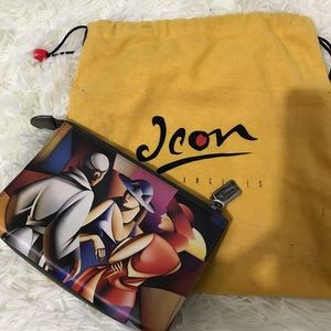Jeon cosmetics/makeup bag